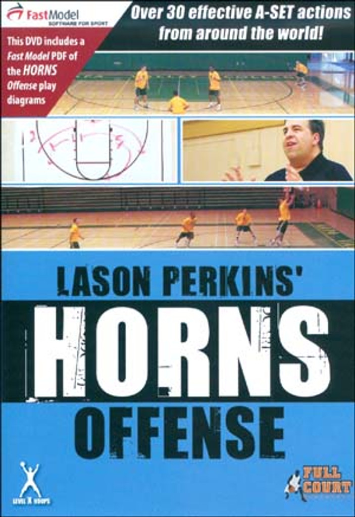 Lason Perkins Horns Offense