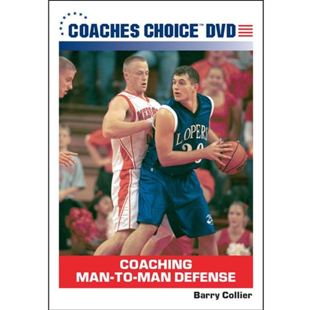 Coaching Man-to-Man Defense: Barry Collier