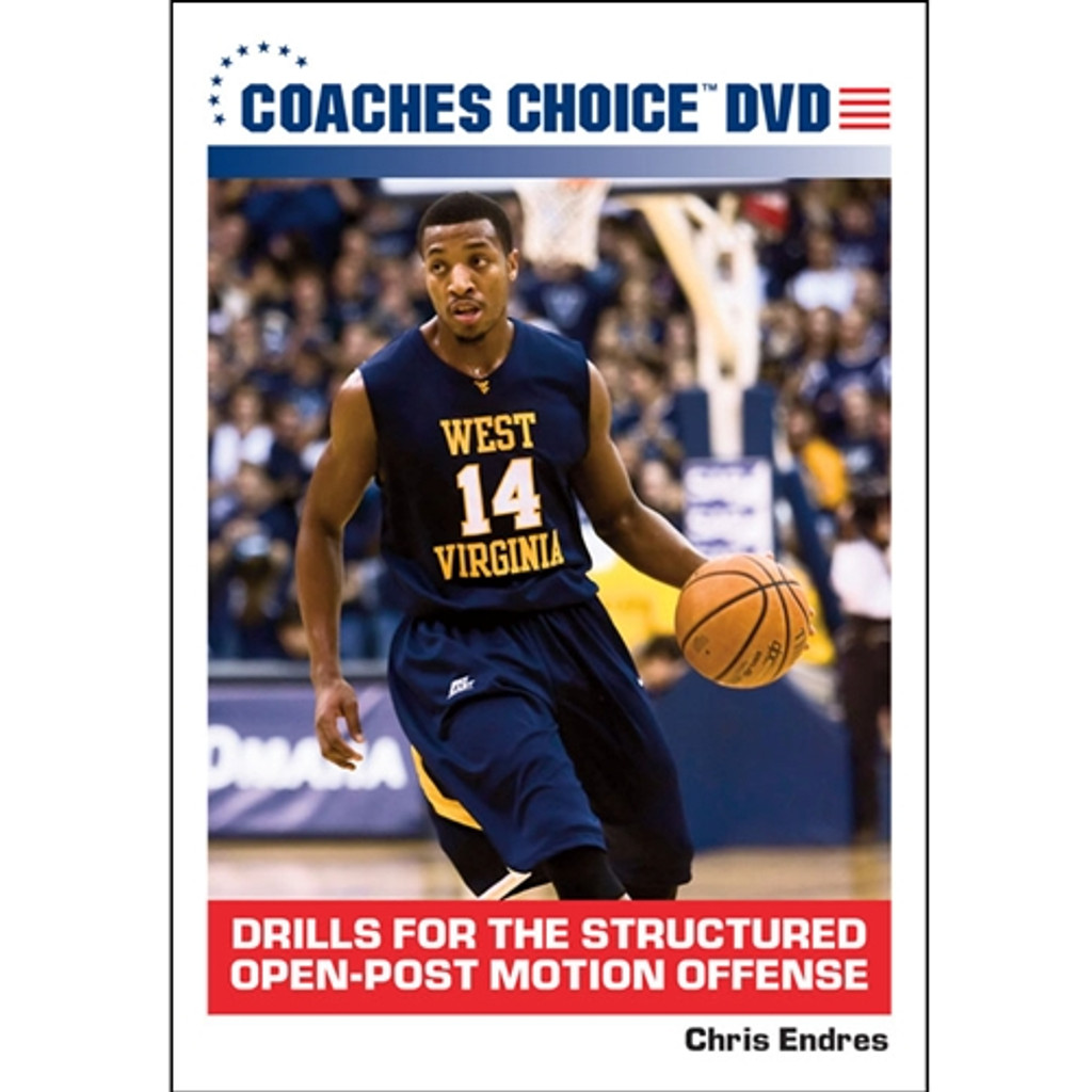 Drills for the Structured Open-Post Motion Offense: Chris Endres