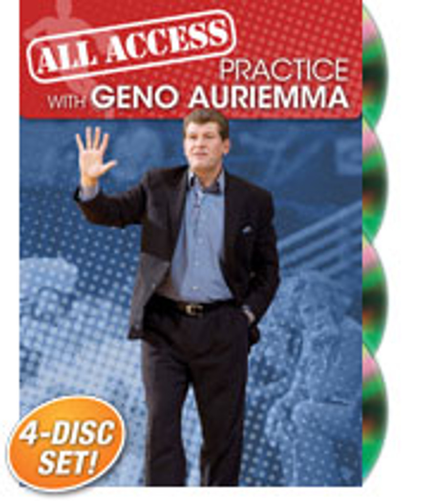 All Access Practice with Geno Auriemma