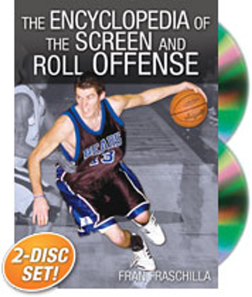 The Encyclopedia of the Screen and Roll Offense: Fran Fraschilla