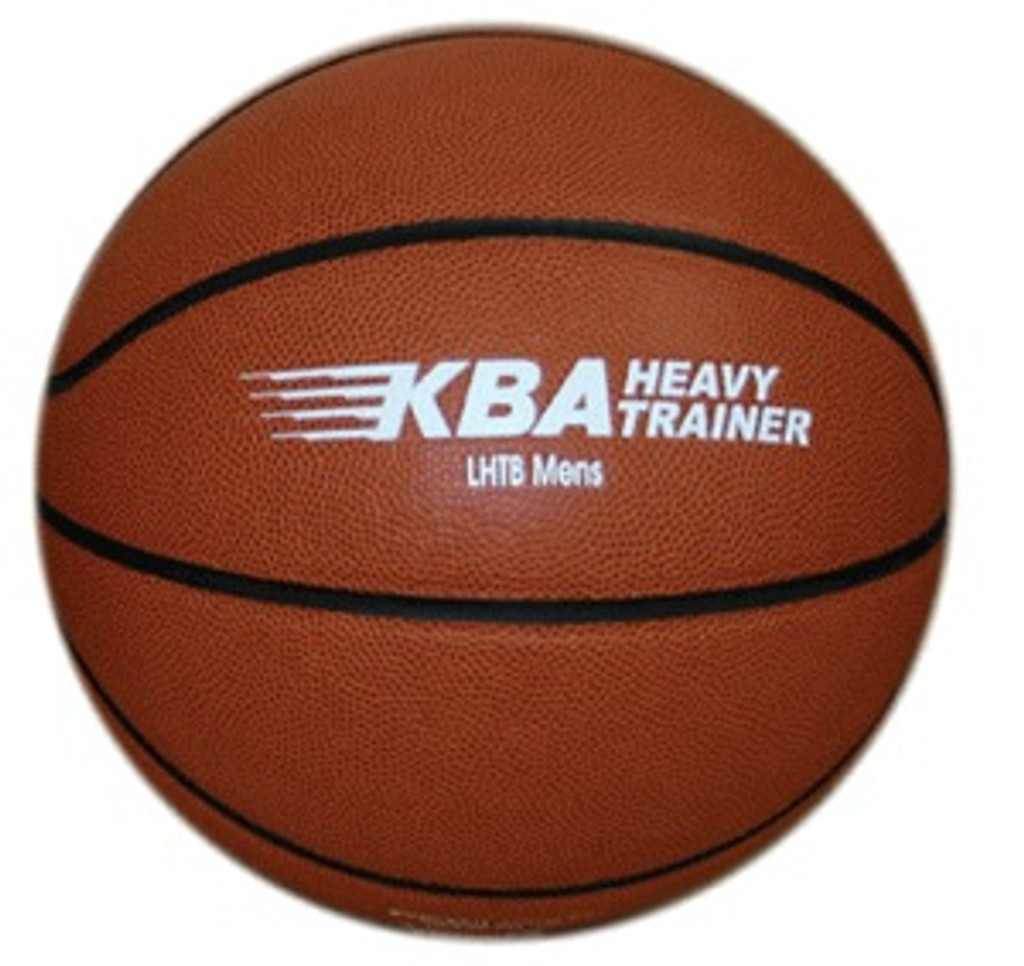 Leather Heavy Trainer Basketball - Official Men's Size