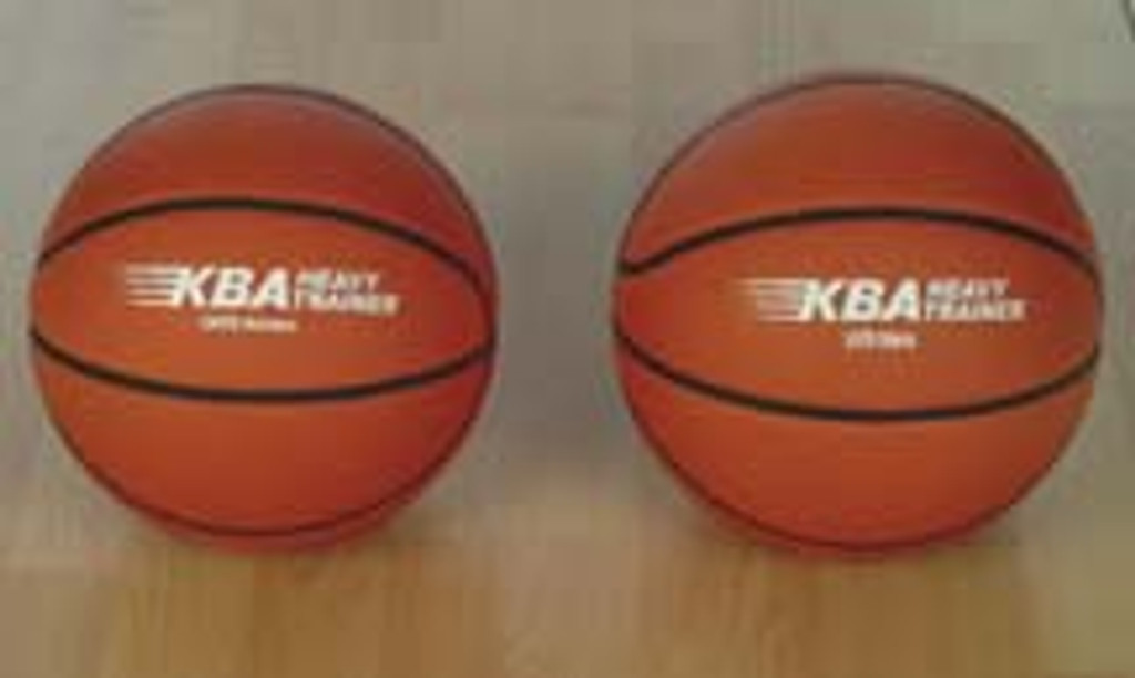 Leather Heavy Trainer Basketball
