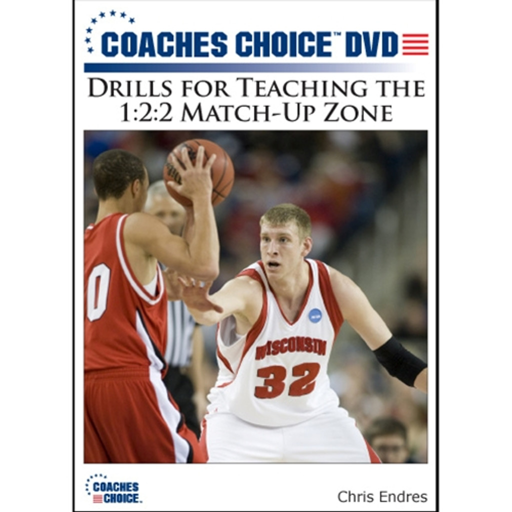 Drills for Teaching the 1-2-2 Match-Up Zone: Chris Endres