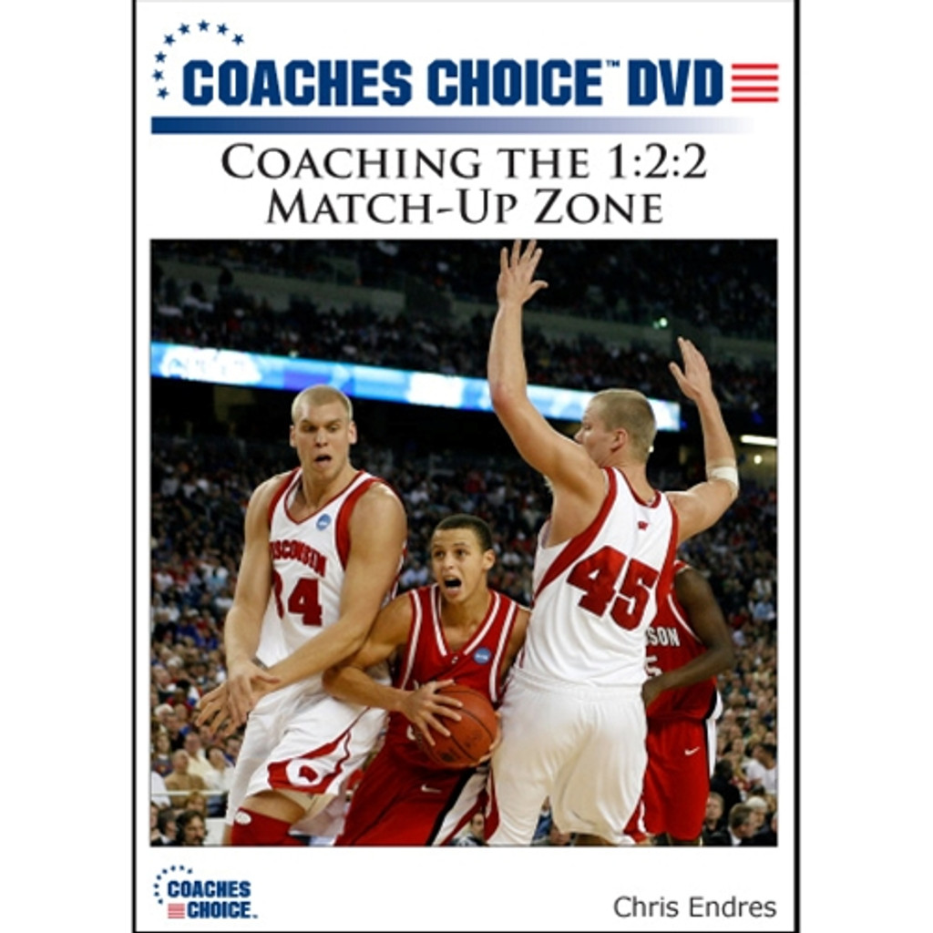 Coaching the 1-2-2 Match-Up Zone: Chris Endres