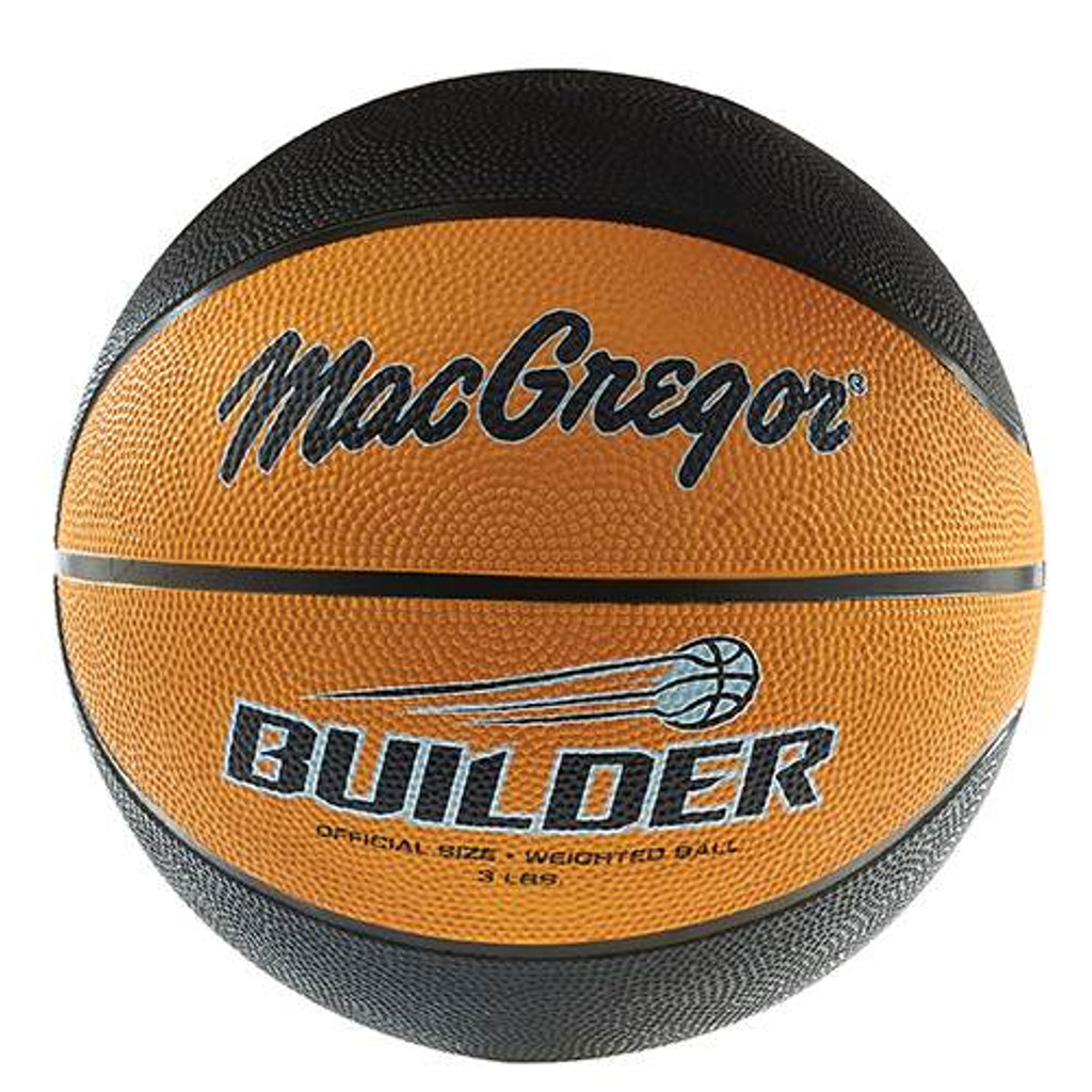 MacGregor Heavy Basketball - Official (Men's) Size