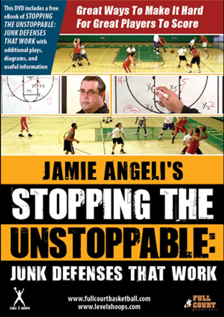 Jamie Angeli's Stopping The Unstoppable: Junk Defenses That Work