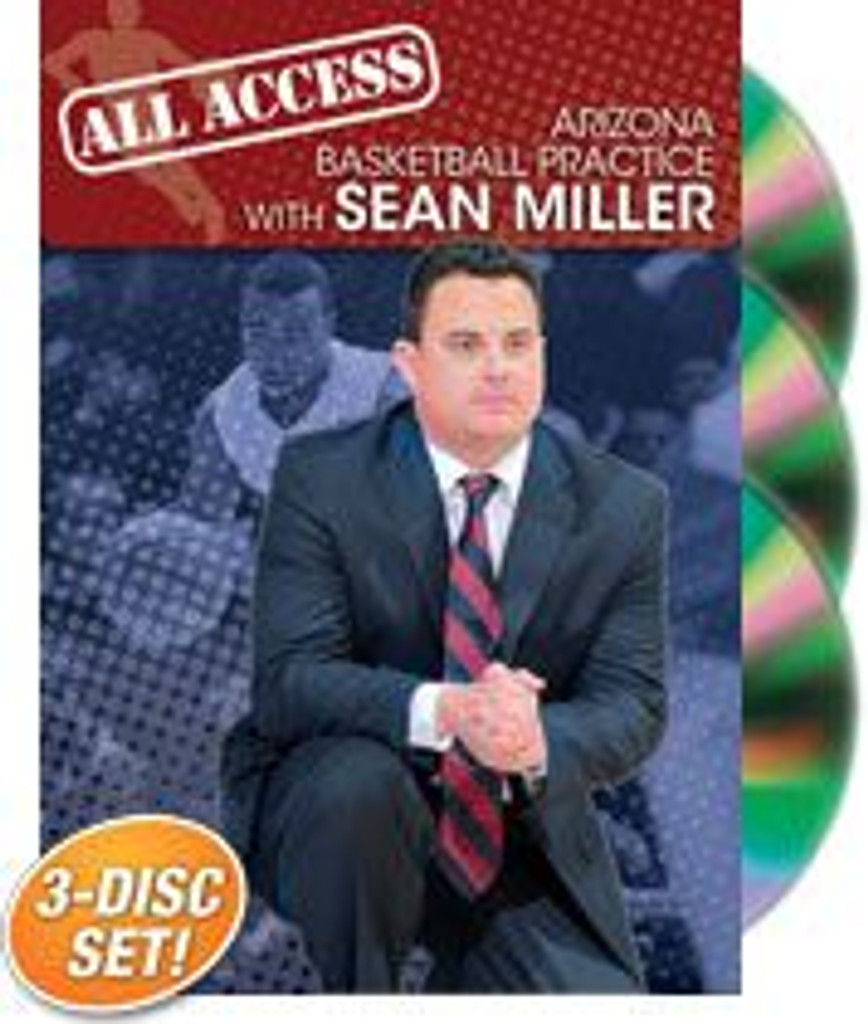 All Access Arizona Basketball Practice with Sean Miller