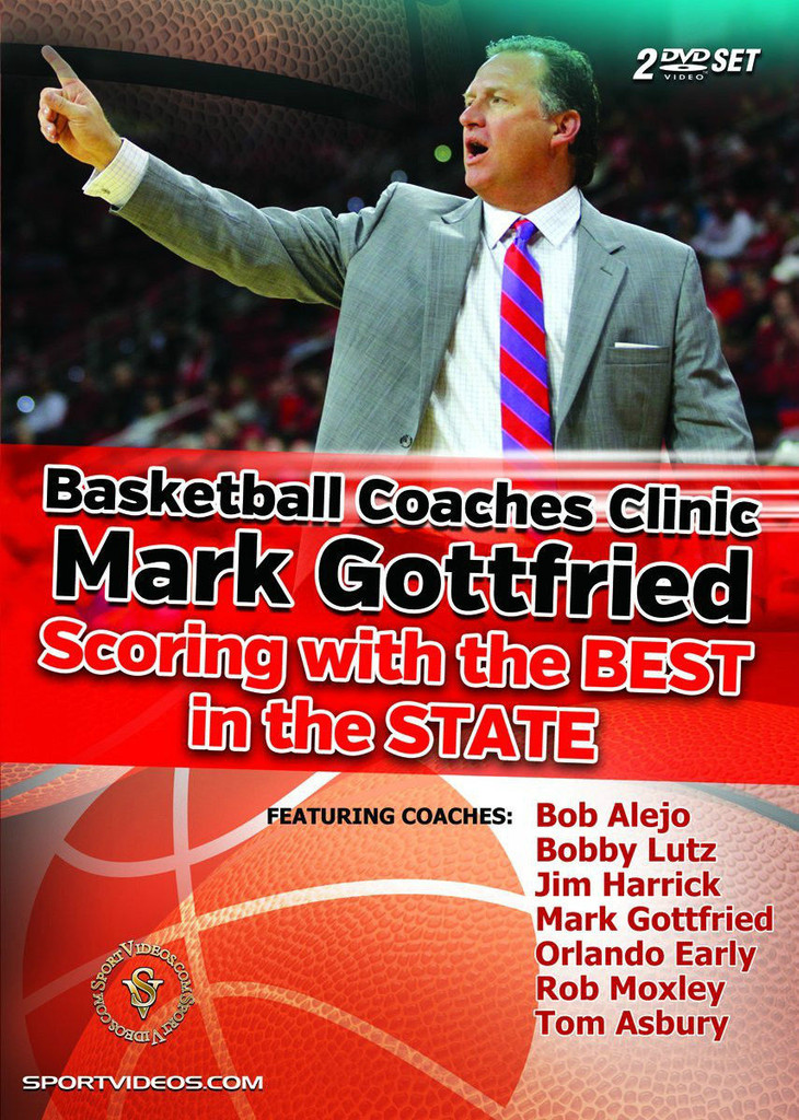 Basketball Coaches Clinic featuring Mark Gottfried: Scoring with the Best in the State
