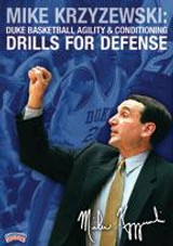 Mike Krzyzewski: Agility & Conditioning Drills for Defense