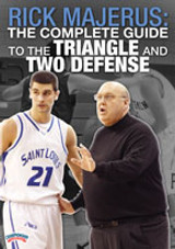 Rick Majerus: The Complete Guide to the Triangle and Two Defense