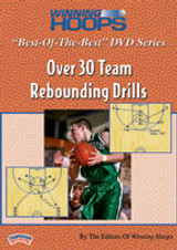 "Winning Hoops ""Best of the Best"" Series - Over 30 Team Rebounding Drills"