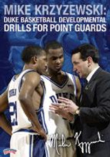 Mike Krzyzewski: Duke Basketball Developmental Drills for Point Guards
