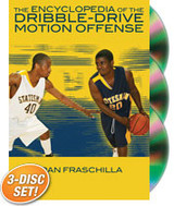 The Encyclopedia of the Dribble-Drive Motion Offense: Fran Fraschilla