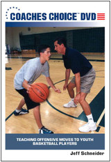 Teaching Offensive Moves to Youth Basketball Players: Jeff Schneider