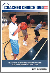 Teaching Shooting Techniques to Youth Basketball Players: Jeff Schneider