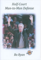 Half Court Man-to-Man Defense: Bo Ryan