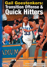 Gail Goestenkors: Transition Offense & Quick Hitters