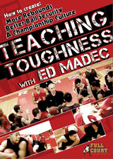 Teaching Toughness with Ed Madec