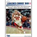 Drills for Teaching the Assaulting Dribble-Drive Motion Offense: Chris Endres