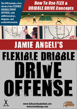 Jamie Angeli's Flexible Dribble Drive Offense
