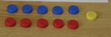 Magnetic Coaching Board Magnets