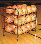 Super Cart Ball Rack