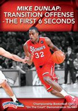 Mike Dunlap: Transition Offense - The First 6 Seconds