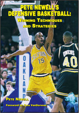 ete Newell's Defensive Basketball: Winning Techniques and Strategies