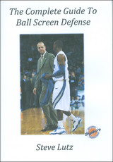 The Complete Guide To Ball Screen Defense: Steve Lutz