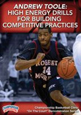 Andrew Toole: High Energy Drills for Building Competitive Practices