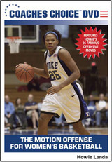 The Motion Offense for Women's Basketball [Download]: Howie Landa