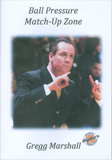 Ball Pressure Match-Up Zone: Gregg Marshall