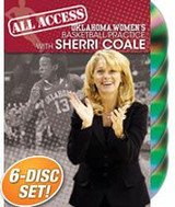 All Access Oklahoma Women's Basketball Practice with Sherri Coale