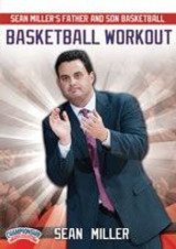 Sean Miller's Father and Son Basketball Workout