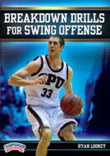 Breakdown Drills for Swing Offense