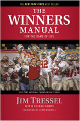 The Winners Manual: For the Game of Life by Jim Tressel