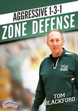 Aggressive 1-3-1 Zone Defense: Tom Blackford
