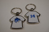 Custom Basketball Key Chains