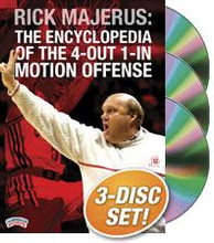 Rick Majerus: The Encyclopedia of the 4-Out-1-In Motion Offense