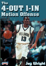 The 4-Out 1-In Motion Offense: Jay Wright