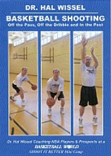 Basketball Shooting: Off the Pass, Off the Dribble, In the Post: Hal Wissel