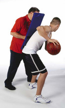 Tallman Defender used for post-up resistance.