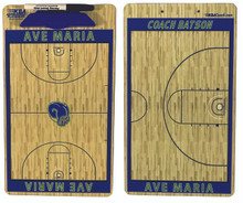 Custom Basketball Coaches Dry Erase Marker Board