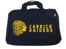 Custom Basketball Coach Marker Board Bag.