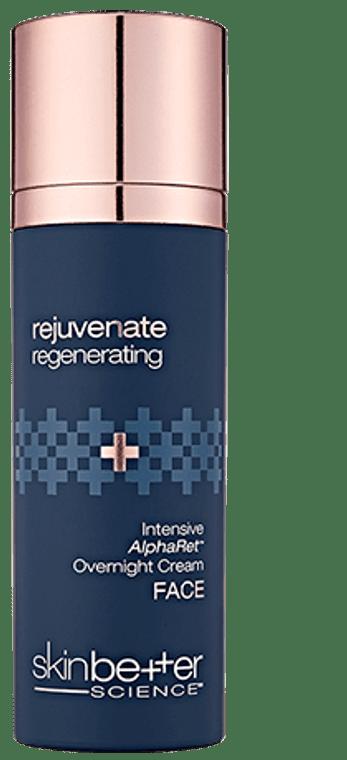 Skinbetter Science Intensive AlphaRet Overnight Cream Face