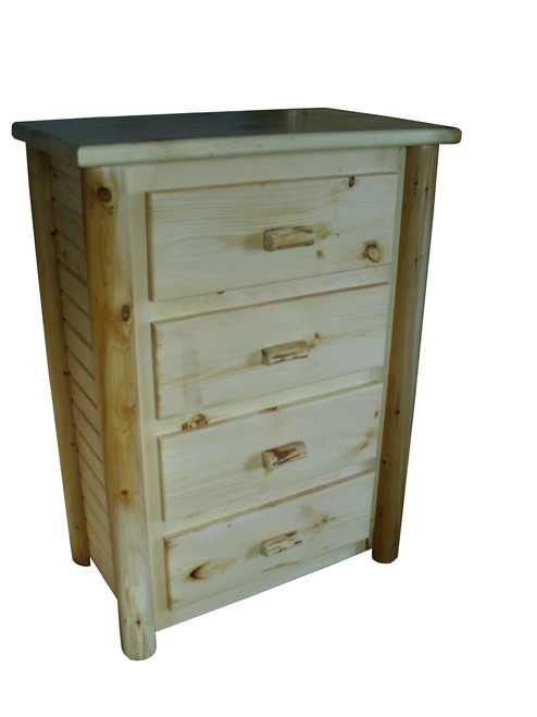 Rustic Cedar Log Furniture Beds Dressers Nightstands More