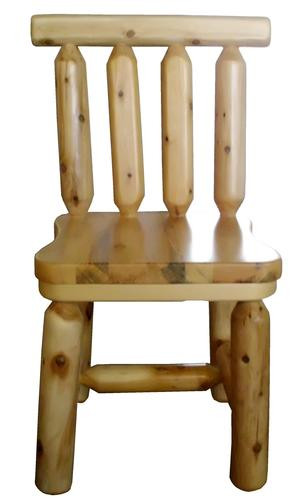 Log Dining Chair Michigan Rustics