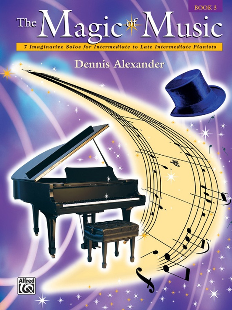 Alfred The Magic of Music, Book 1