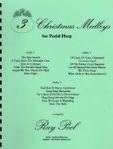 3 Christmas Medleys for Pedal Harp